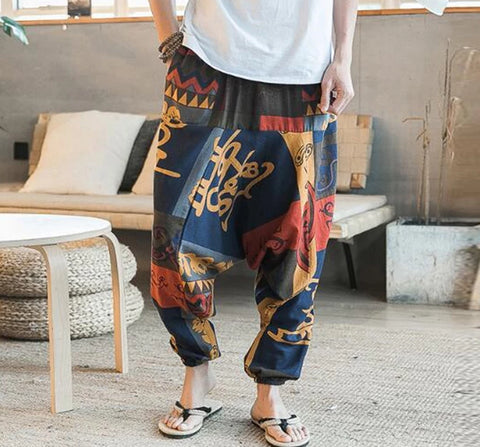 WarriorPrince™ Harem Pants
