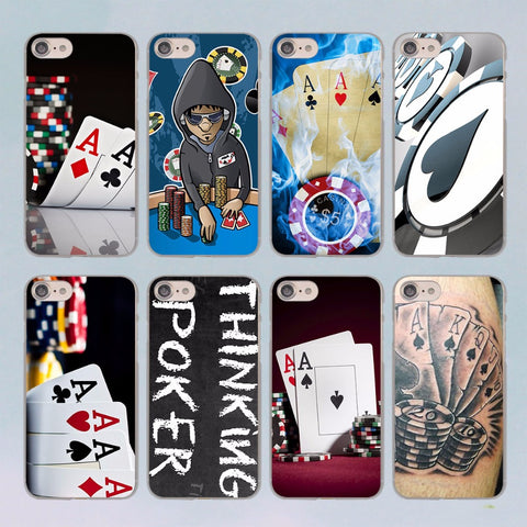 Poker iPhone Cases