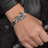 Dragonfire™ Luxury Men's Link Bracelet
