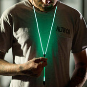 Zipper Glow in the Dark Earphones