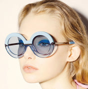 Ingenue Round Sunglasses