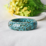 Turquoise Beach Bangle Bracelet