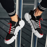 CorporalSamurai™ Lace-Up Sneakers