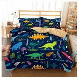 DinoBed™ Dinosaur Bedding Set