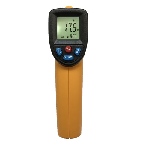 Digital Laser-Equipped Infrared Thermometer