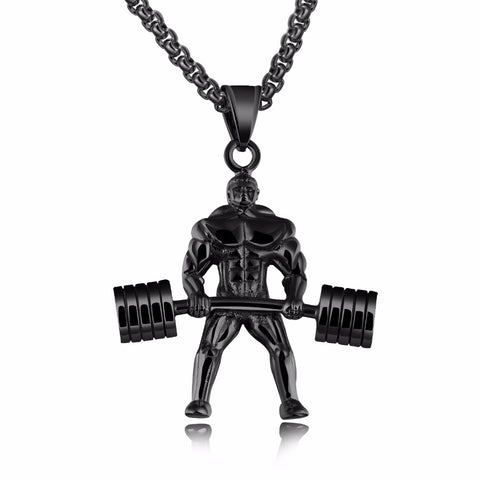 Olympus Strong Man Necklace