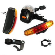 SignaLight™ Cycling All-in-One Turn & Brake Signal System