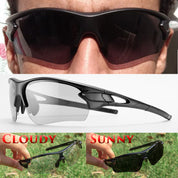 Light Adaptive Cycling Glasses 3.0 Nuvo