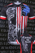 Honor the Fallen Cycling Jersey