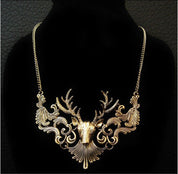 Hinterland of the North Exquisite Necklace