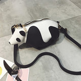Poe Panda™ Leather Bag