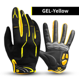 AccelTouch™ Gel-Powered Shock Absorbing Cycling Gloves