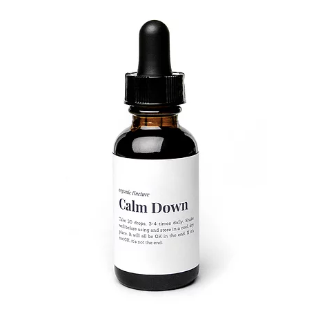 Thunderbolt Ayurveda Calm Down Tincture