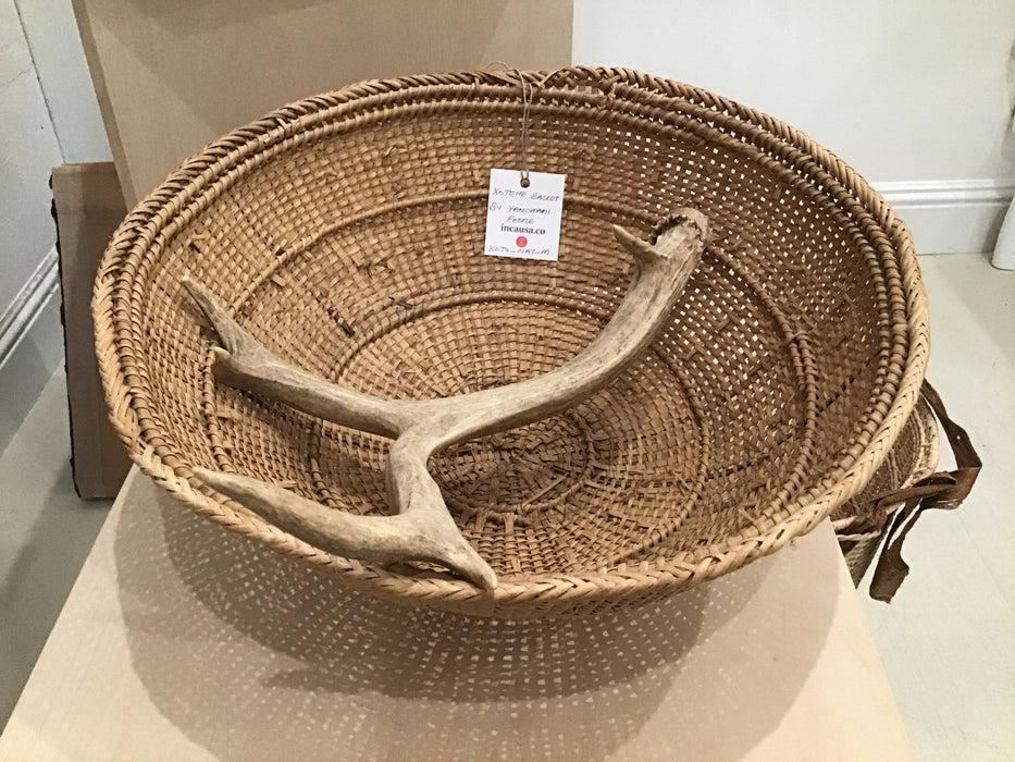 Yanomami small basket