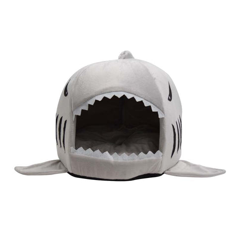 Cat/Dog Shark Bed