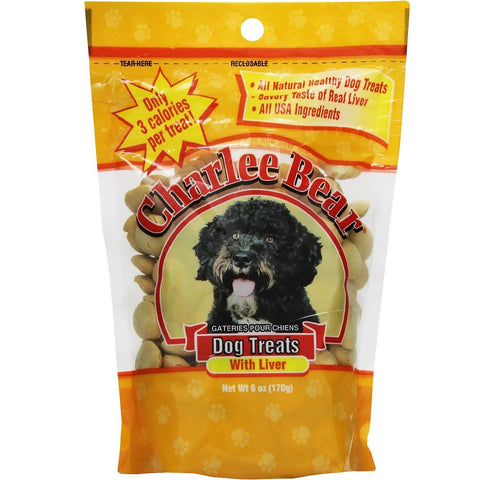 Charlee Bear Dog Treat