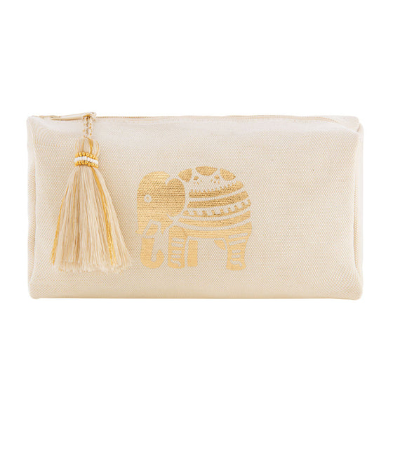 Shiraleah Ella Boxy Cosmetic Pouch - Lounge Beauties