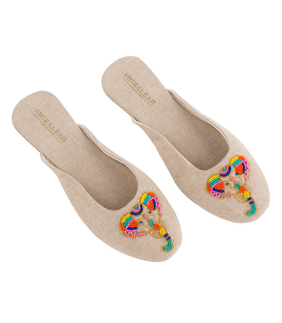 Shiraleah FI Slippers - Lounge Beauties
