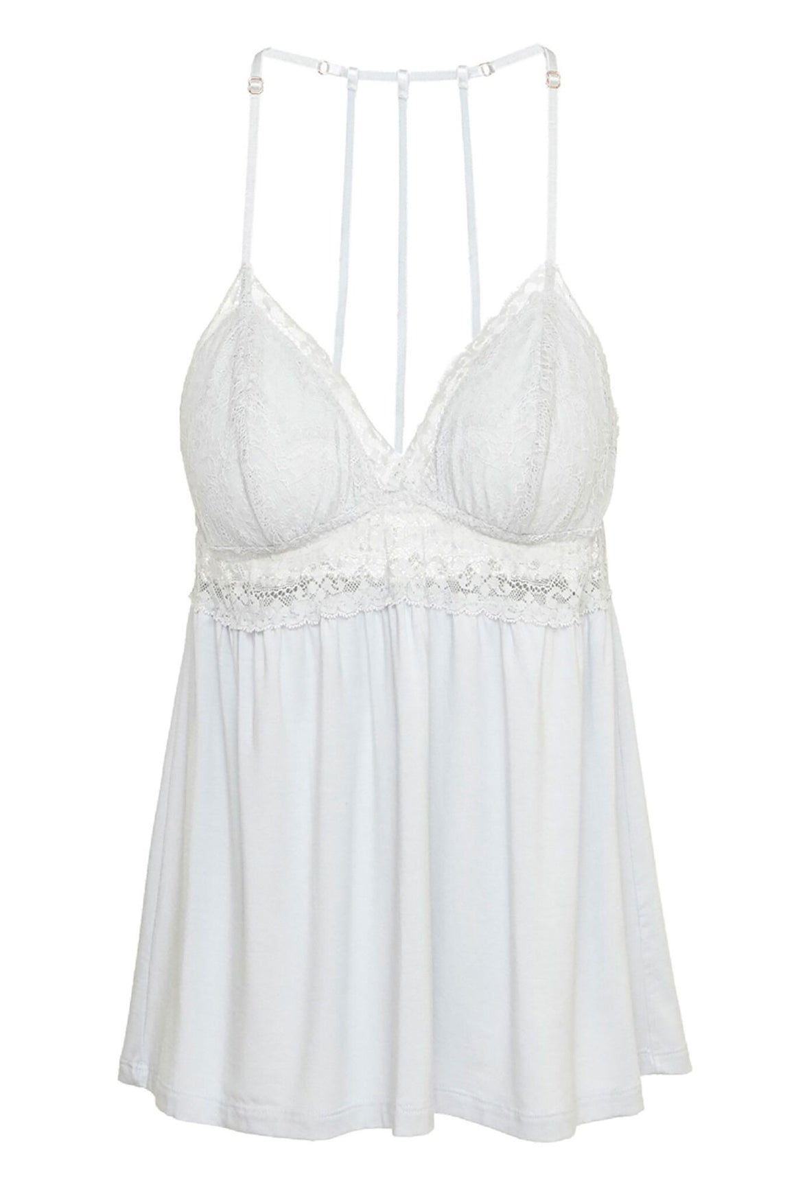 Eberjey Elvia Racerback Cami - Lounge Beauties