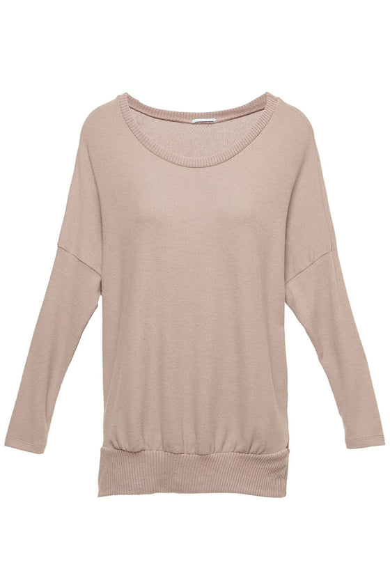 Eberjey Cozy Time Slouchy Tee - Lounge Beauties