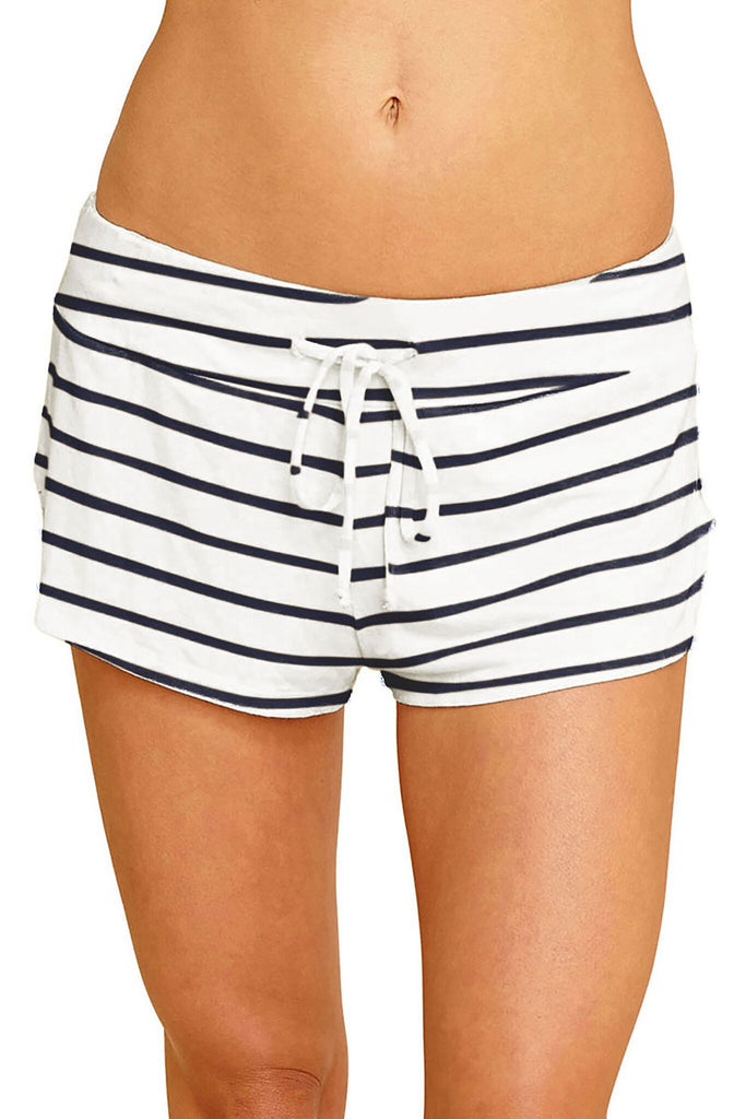 Eberjey Lounge Stripes Shorts - Lounge Beauties