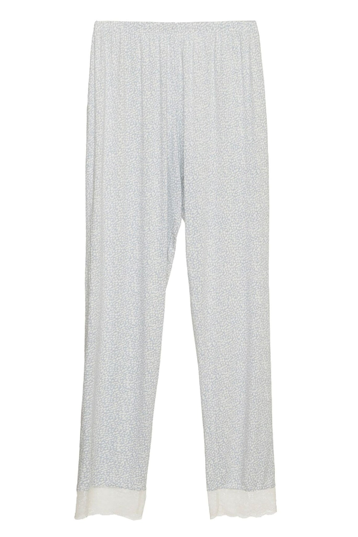 Eberjey Mink Puff Slim Pant - Lounge Beauties