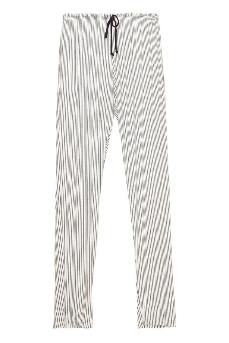 Eberjey Nordic Stripes The Slim Pant - Lounge Beauties