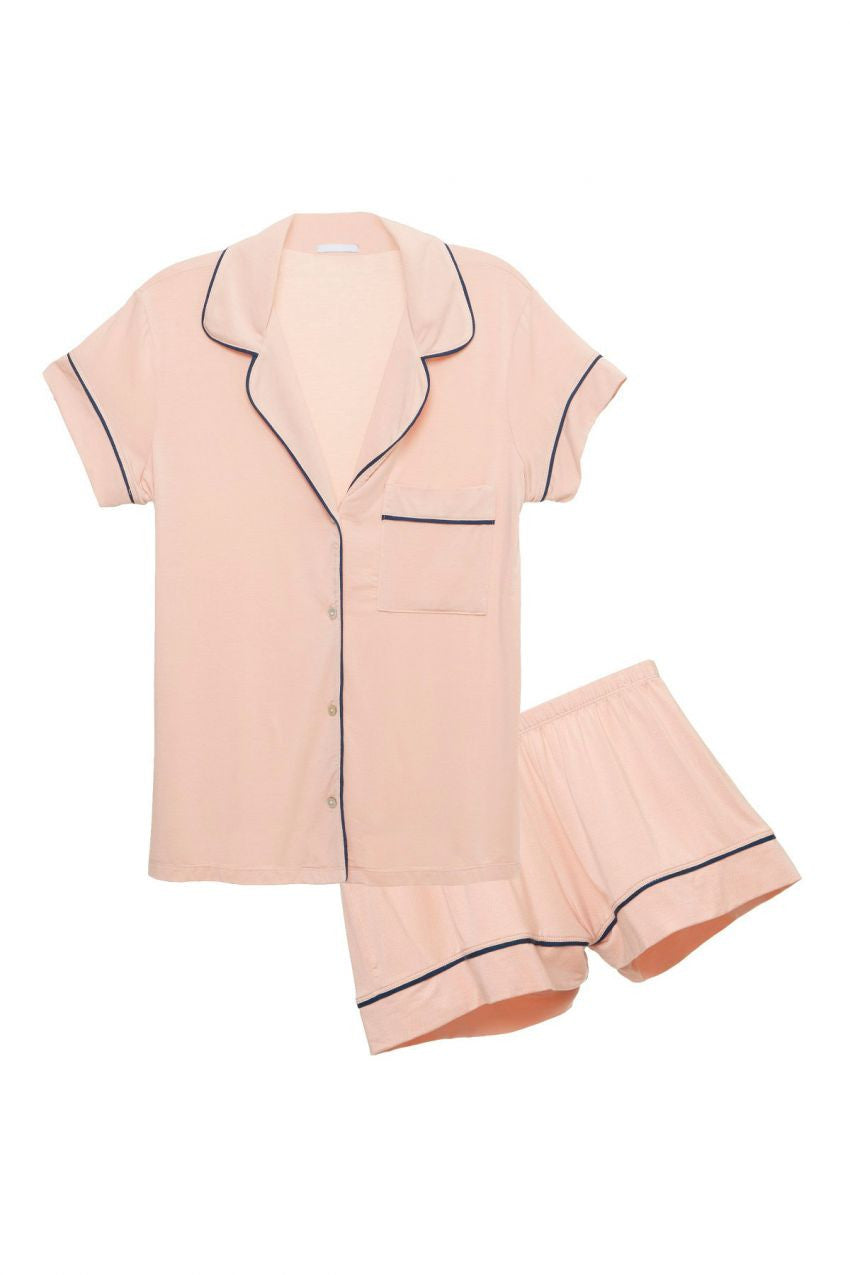Eberjey Violetta Short PJ Set - Lounge Beauties