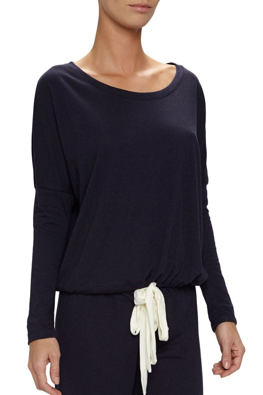 a9879d9a75d Eberjey Heather Slouchy Tee - Lounge Beauties