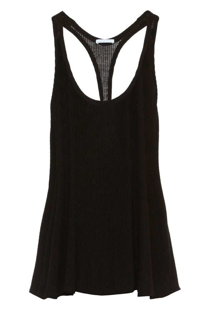 Eberjey Elon Tank Top in Black - Lounge Beauties