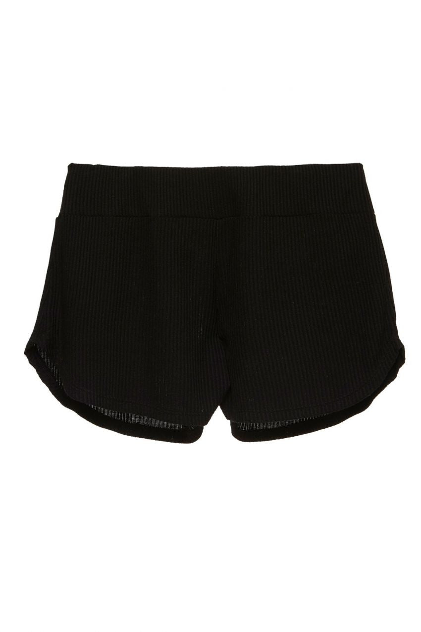 Eberjey Elon Shorts in Black - Lounge Beauties