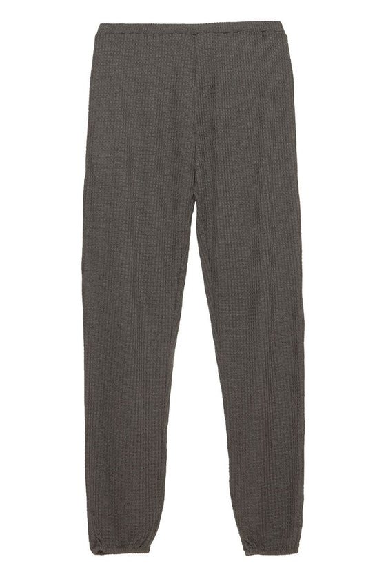 Eberjey Ula Slouchy Legging in Dark Heather Grey - Lounge Beauties