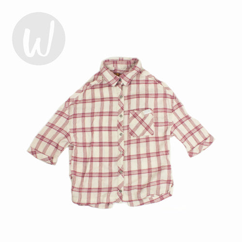 7 For All Mankind Button-Down Shirt