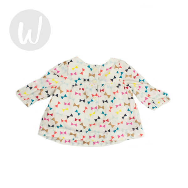 Baby Gap Baby Blouse Size 0-3 mo