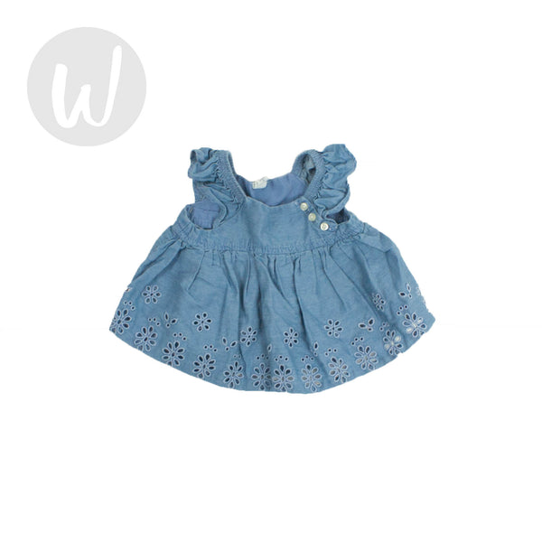 Baby Gap Baby Denim Dress Size 0-3 mo