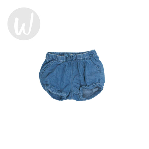 Baby Gap Baby Denim Shorts Size 3-6 mo