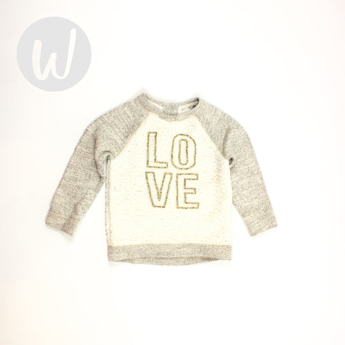 Cat & Jack Sweatshirt Size 2T
