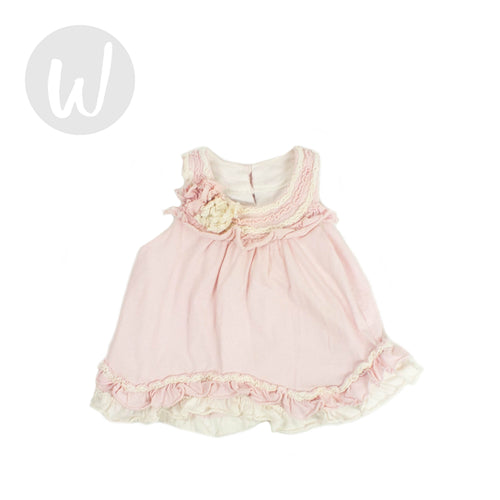 Isobella & Chloe Baby Dress Size 6 mo