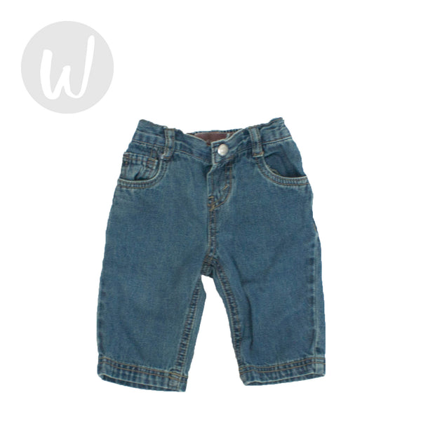 Levi's Baby Jeans Size 0-6 mo