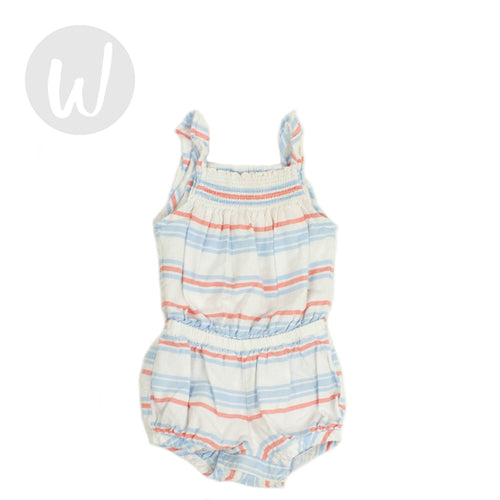 Old Navy Baby Romper Size 6-12 mo