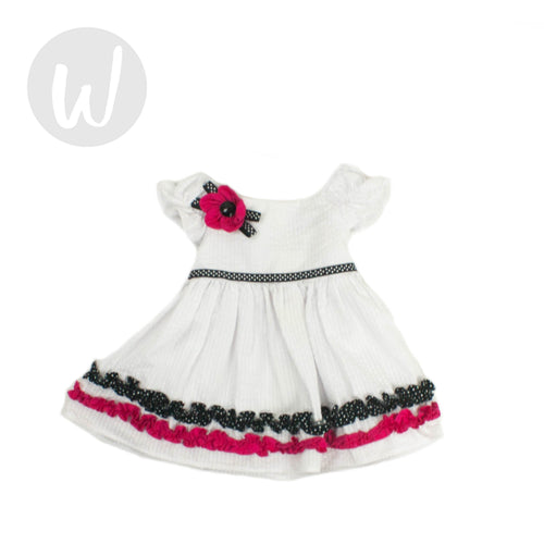 Rare Editions Baby Party Dress Size 3-6 mo