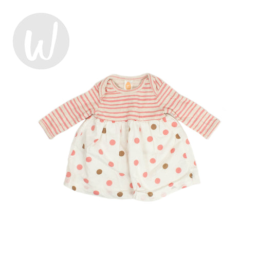 Stem Baby Casual Dress Size Newborn