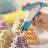 New! Cake Decorating Pen Tool Kit.