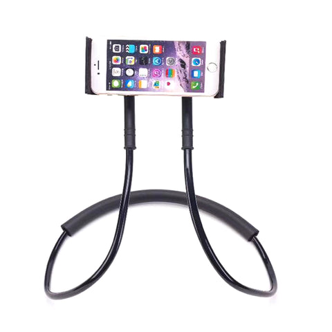 Hanging on Neck Cell Phone Mount Holder!
