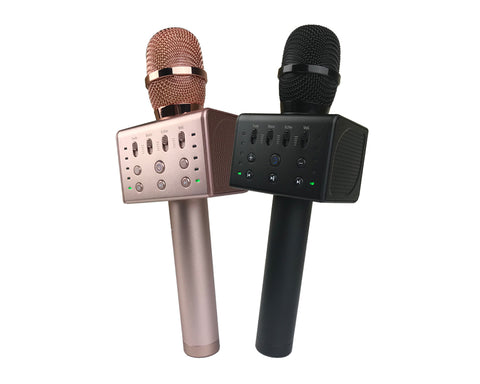 Detachable Wireless Bluetooth Microphone With Speaker