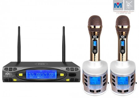 VocoPro UHF-5800 4-Channel Professional Wireless Microphones