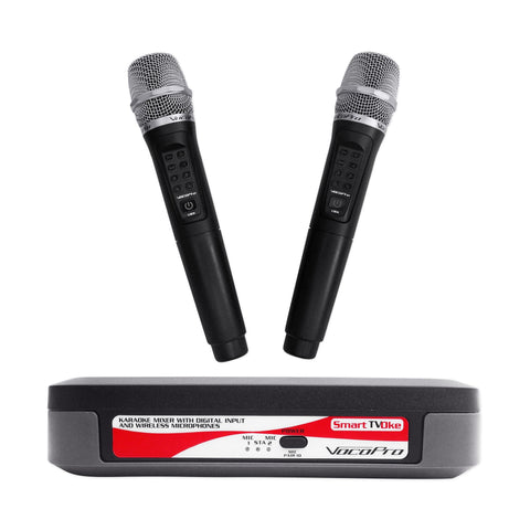 VocoPro HD-Oke Dual Wired Digital Microphone System