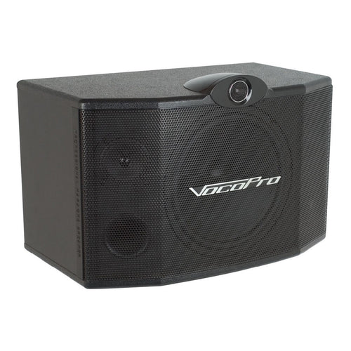 "VocoPro SV-500 10"" 3-Way 500W Vocal Speakers"