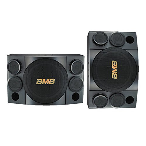 BMB CSV-450 (SE) 500W 10-Inch 3-Way Karaoke Speakers