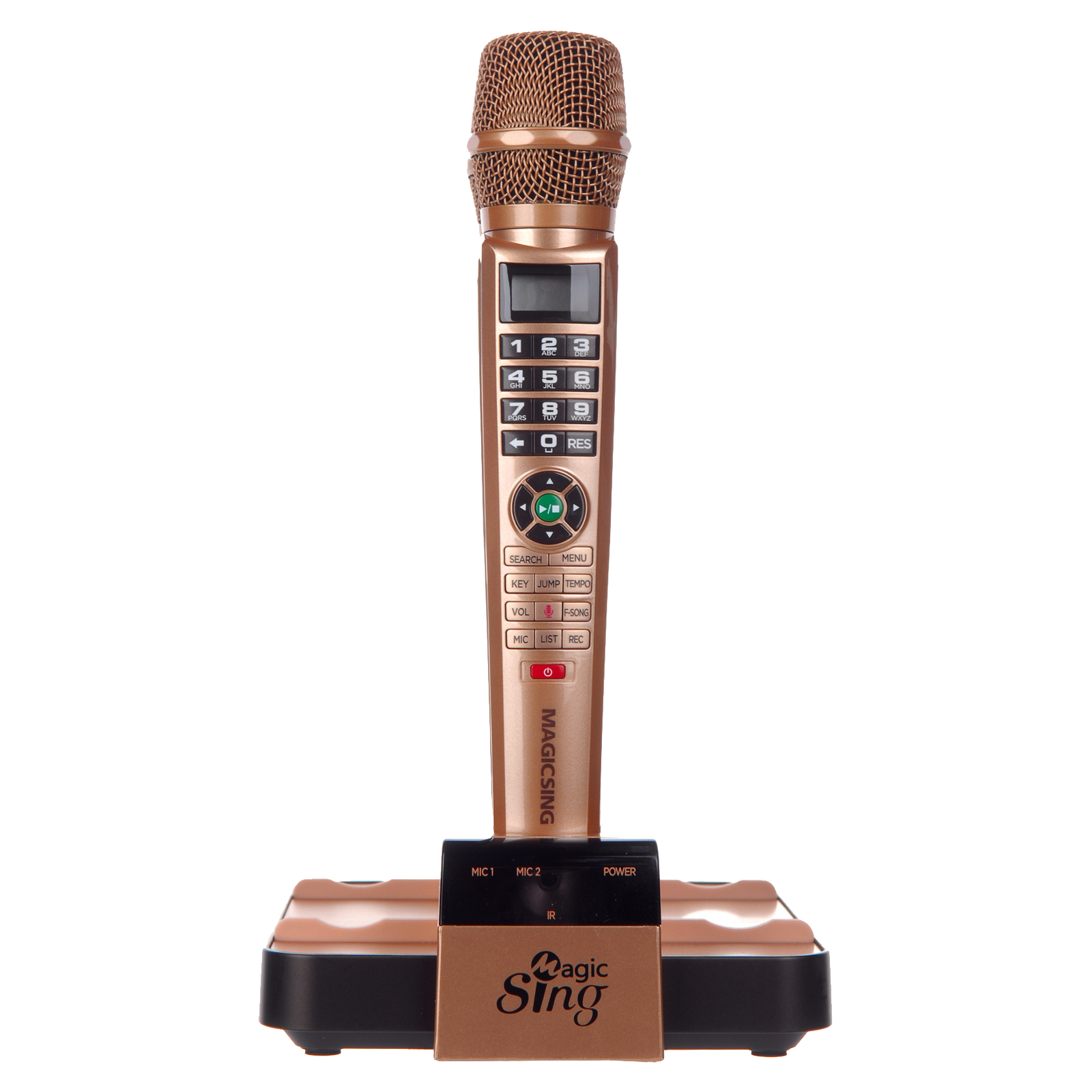 Magic Sing E5Compatible with MyStage App + 5145 Karaoke Songs